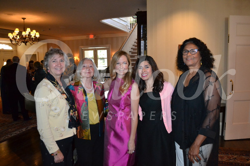 Jossalyn Emslie, Susan Turner, Stephany Luk, Asefen Covelli and Wadie Gravely