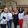 Lauren Delphey, Dianne Boskovich, Andrea Shaffer, Jennie McNulty and Jackie Hoshek