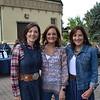 Kim Shaller, Pam Abbott and Kim Ortiz