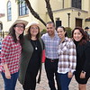 Erin Anderson, Erin Conley, Joseph Mamhan, Marisa Moonilal and Denise Hernandez