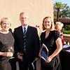 Cyndy Bengtson with Mark and Kay Leavens