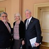 State Sen  Anthony Portantino with Diane and Bill Cullinane