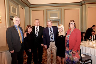 Peter Hoffman, Silva and Mike Sharble, Fred Bocar, Tammy Ranbille and Toni Hoffman
