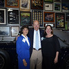 Valerie and Aaron Weiss with Pasadena Humane Society CEO Dia DuVernet