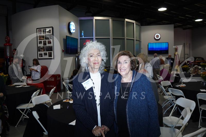 Dr. Rodanthi Kitridou and Lyn Spector