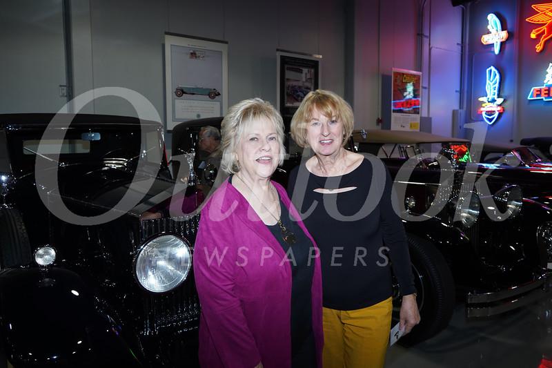 Janice Kramer and Gerda D'Nino