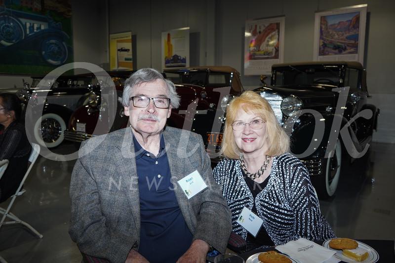 Robert and Vicki Bond