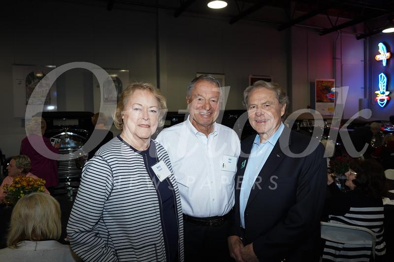 Nancy Plamann, Bob Fidler and Al Plamann