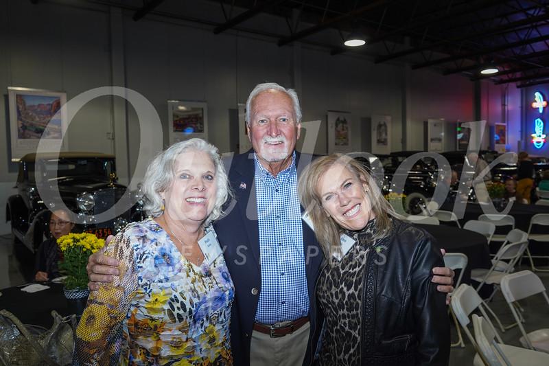 Paula Dubay, Steve McNall and Karen Cohen