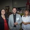 Kristina Lamas, Dr. Mat Toscano and Jill Klein