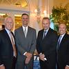 Scott Jenkins, Steve Haderlein, John Goeders and Dr. Howard Kauffman