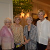 Nancy Bechtolt, Winnie Reitnouer, Sue Fletcher and Sally White