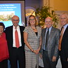 Betty Anderson, Karl Swaidan, Dr. Lori Morgan, Bill Podley and Scott Jenkins