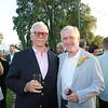Dave Davis and Chuck Livingstone