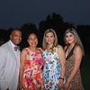 Raphael and Tyra Henderson, Alice Juarez and Jessica Flores