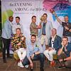 David Rae (front row, from left), Keith Mantia, Alex Houfek and Colin Bangert. Back: David Sims, Landon Loeber, Josh Ratliff, Ryne Meadors and Joel Reynolds.