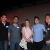 Joshua Shuster, Karan Keswani, Alex Luostari, Robert Ho and Gene Chuang