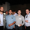 Kirby Ryan, Alex Maleki, Marc Lebovitz and Greg Jones