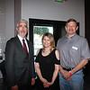Steve Mermell, Beth Kuchar and Mike Giardello