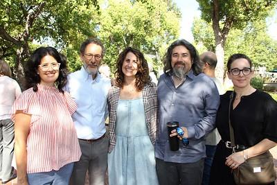 Lori Lovoy-Goran, Michael Goran, Wesley Stahler, Jeff Wong and Carrie Holt