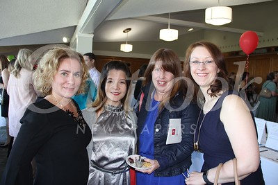 7577 Rachel Salvin, Mary Sugano, Kathryn Enright and Sara Hatch