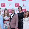 Sara Snider, Mackenzie Mize, Anthony Guthmiller, Charlotte Miles and Lena Kelly