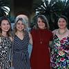 Roxanne Garcia, Katie Pruden, Cris O'Grady and Valerie Leitholf