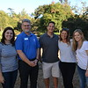Christine Muller, Kidspace CEO Michael Shanklin, George and Anne Hasbun, and Jill Lynn