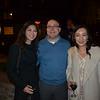 Karen and Jose Sarabia with Julia Chen