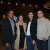 Jay and Jamie Zapata with Stephanie and Tudor Masek