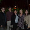 John Swanson, Andy Firchau and Melissa Wu, Kathleen Pastre and Christine Mueller