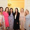 Dimple Bhasin, Ruth Chen, Tina Molino, Amy Lin, Claire Marco and Brandi Mathisen
