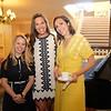 Hannah Swanson, Celene Lyddon and Kate de la Mora