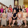 2019-20 Circle of Friends board: Christine Miller (front row, from left), Joyce Liao, Vice President Hayley Boaz, President Kate Kohorst, Dimple Bhasin, Judy Young and Ellie Richardson. Back: Mary Forrest, Brandi Mathisen, Amy Hasquet, Chelsea Dickerson, Debra Barsom, Connie Rubke and Ruth Chen.