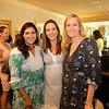Nicole Lamb, Connie Rubke and Caitlin Morgan