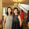 Joyce Liao and Annie Wang Lee