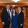 Honorees Don Hahn with Jennifer and Joe Sliskovich