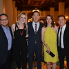 Scott Watts, Katie and Stephen Yao, Emily Hahn and Nick Nevada