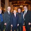 Leonard Maltin, John Musker, Ed Nowak, Dave Bossert and Don Hahn