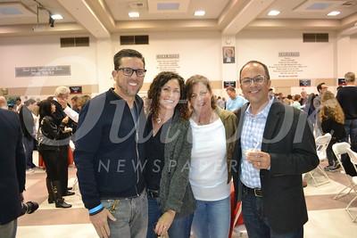 Tim and Lisa Mosa with Tamara Maya and Ryan Day