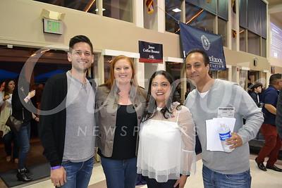 Jason Delacruz, Julie Kolb, Erika Cruz and Philip Del Rio
