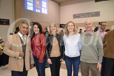 George Ramirez, Mary Servano, Jill Nuccio, Megan Sullivan and Bob Nuccio