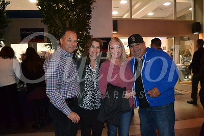 Tom and Dorian Harmon with Tara and Anthony Morales