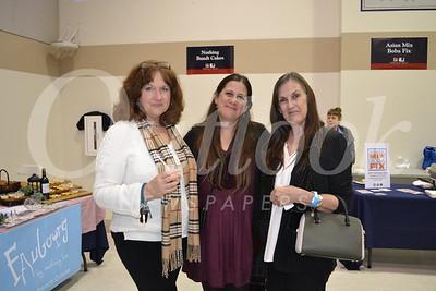 Kelly Strubinski, Anna Sariol and Joanne Sarstedt