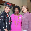 Patricia Harris, Debbie Williams and Lisa Urbina