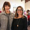 Donna Magee and Julie Kartalian