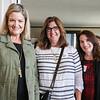 Cynthia Chylinsky, Joanne Wolfe and Jennifer Bahou
