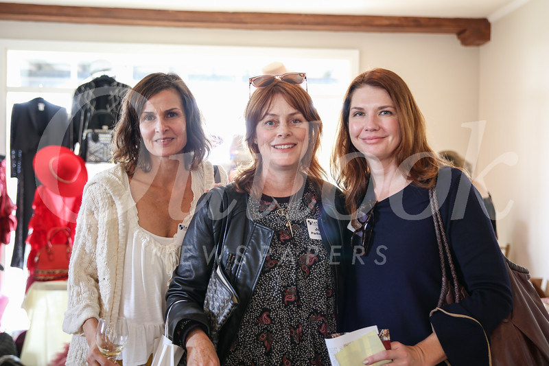 Melinda Rasor, Jennifer Parker Stanton and Abby Royal