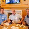 Paul White, Mike Glenn and Ed Rey
