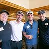 Ryan Miller, Adam Palffy, Camron Scott and Joe Olender